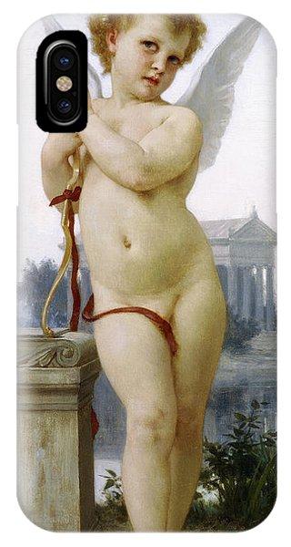 Love, 1891 IPhone Case