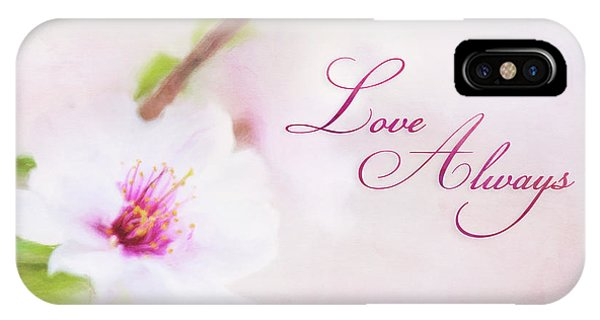 Love Always IPhone Case