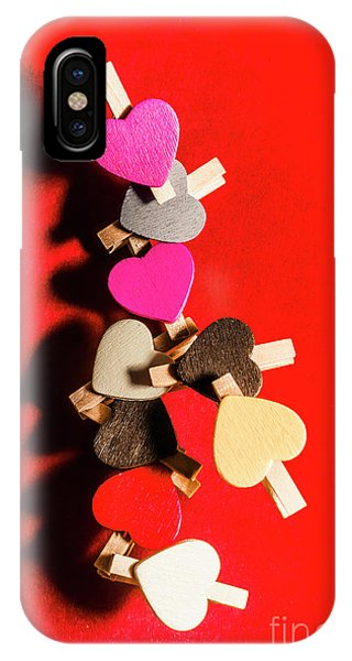 Connections iPhone Case - Love And Connection by Jorgo Photography - Wall Art Gallery