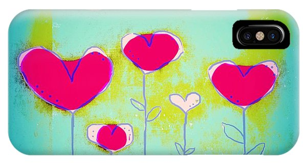 Love iPhone Case - Love Art - 144a by Variance Collections
