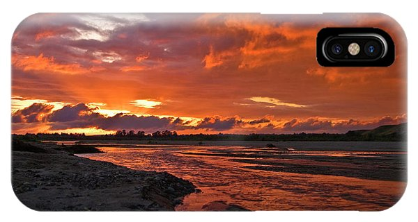 Love At First Light IPhone Case