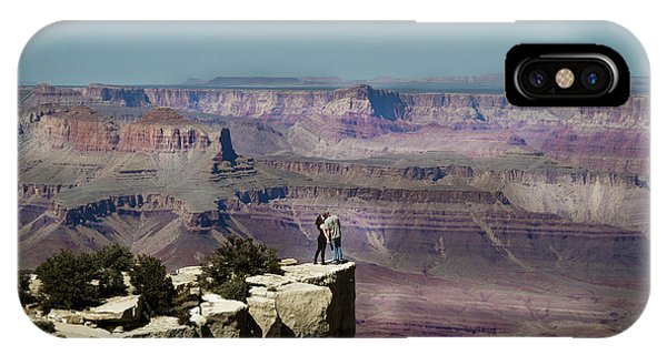 Love At The Grand Canyon IPhone Case