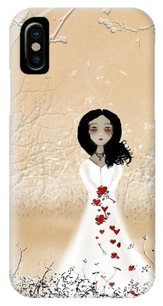 Love Can Touch Us One Time Phone Case by Charlene Zatloukal