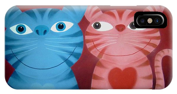 Love Catz IPhone Case