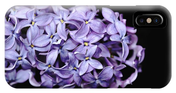 Love In Lilac IPhone Case