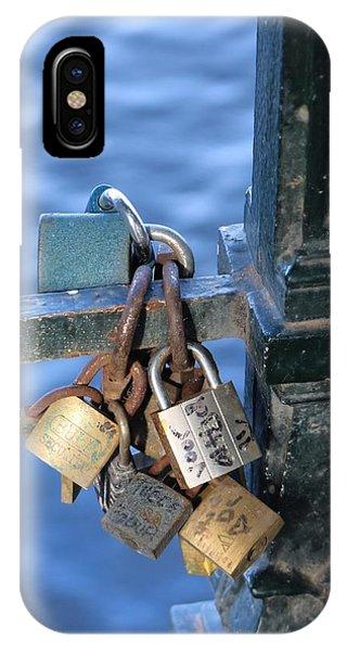 Love Lock IPhone Case