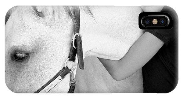 Love My Pony IPhone Case