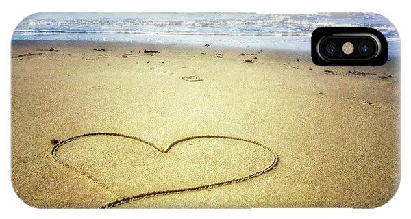Love Of The Ocean IPhone Case