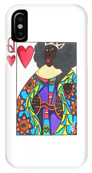 Love Queen IPhone Case