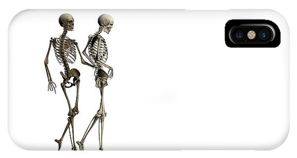 Love Remains IPhone Case