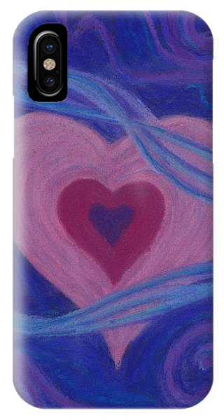 Love Ribbons IPhone Case