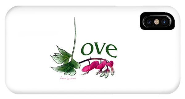 Love Shirt IPhone Case