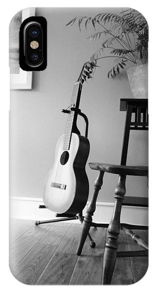 Love Strings IPhone Case