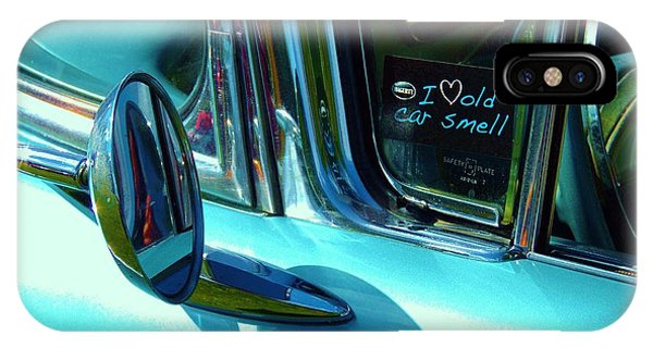 Love That Old Car Smell IPhone Case