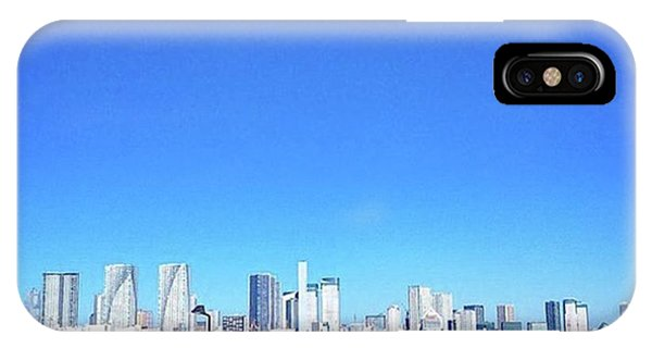 #loveallsky #青空 Phone Case by Bow Sanpo
