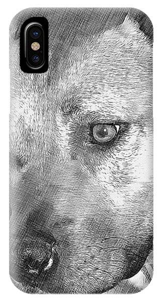 Lovely Dog IPhone Case