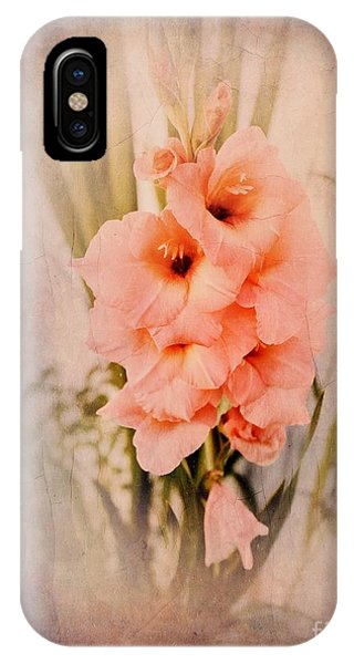 Lovely Gladiolus IPhone Case