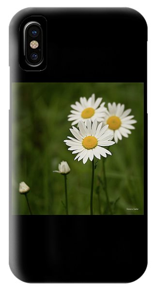 Loves Me, Loves Me Not IPhone Case