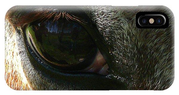Loving Eye IPhone Case