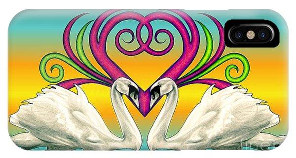 Loving Souls IPhone Case