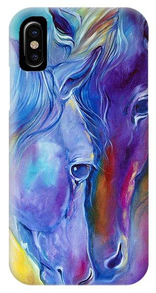 Loving Spirits IPhone Case