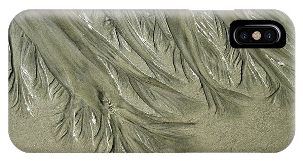 Low Tide Abstracts Iv IPhone Case