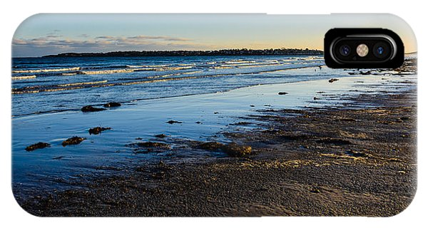 Low Tide In Winter IPhone Case