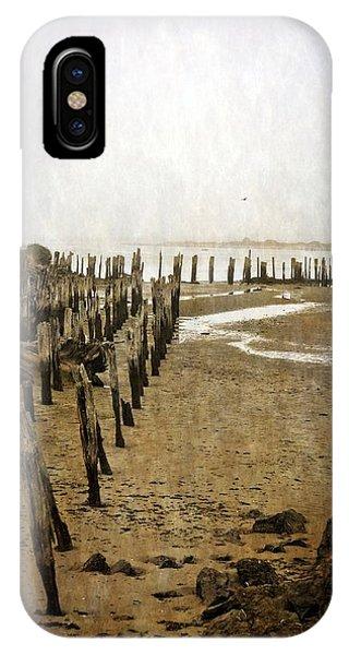 Low Tide Oregon Coast 2.0 IPhone Case
