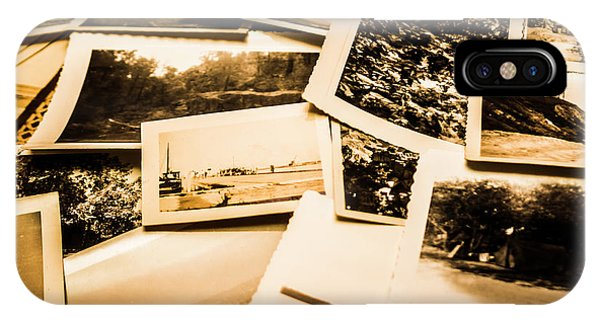 Old Fashioned iPhone Case - Lowdown On A Vintage Photo Collections by Jorgo Photography - Wall Art Gallery