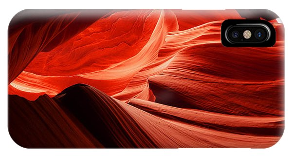 Lower Antelope Canyon 2 IPhone Case
