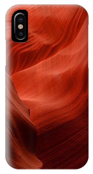 Lower Antelope Canyon 3 IPhone Case