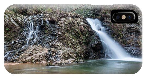 Lower Brasstown Falls IPhone Case