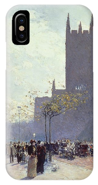 Lower Fifth Avenue IPhone Case