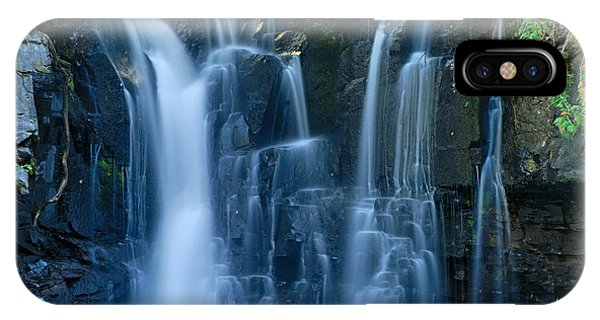 Lower Johnson Falls 2 IPhone Case