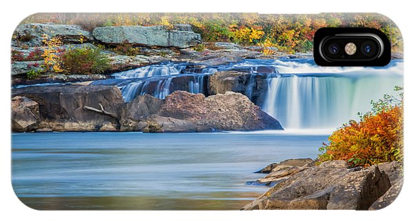 Change iPhone Case - Lower Ohiopyle Falls by Jennifer Grover