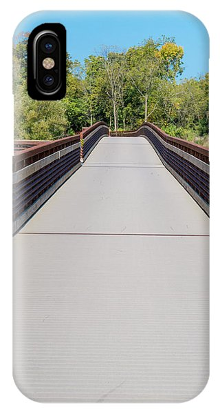 Lower Yahara River Trail 2 - Madison - Wisconsin IPhone Case