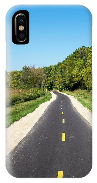Lower Yahara River Trail 6- Madison - Wisconsin IPhone Case