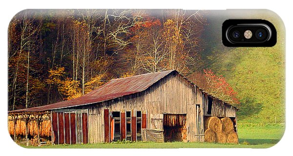 Lowes Barn IPhone Case