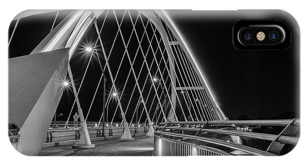 Lowry Avenue Bridge IPhone Case
