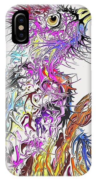 Lsd Bird 2 IPhone Case