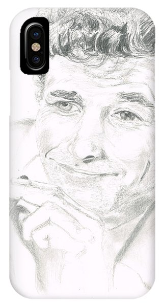 Lt. Columbo IPhone Case