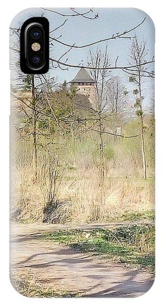 Lubart Castle IPhone Case