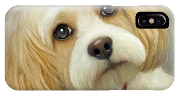 Lucas Cavachon IPhone Case