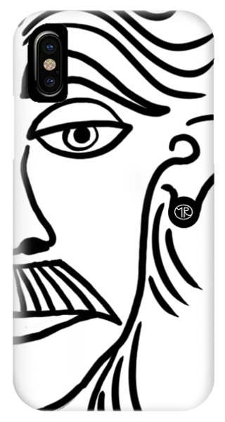 Luciano IPhone Case