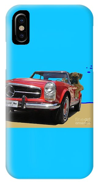 Lucky Boy IPhone Case