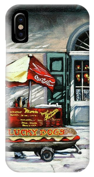 Lucky Dogs IPhone Case