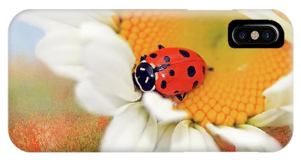Lucky Lady IPhone Case