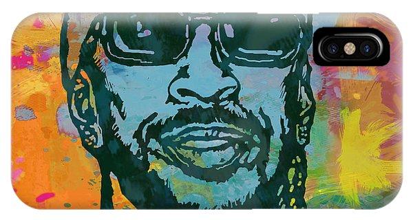 Mtv iPhone Case - Ludacris Pop Stylised Art Poster by Kim Wang