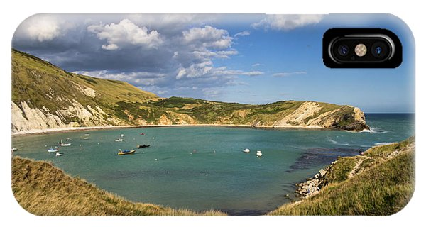 Lulworth Cove Dorset IPhone Case