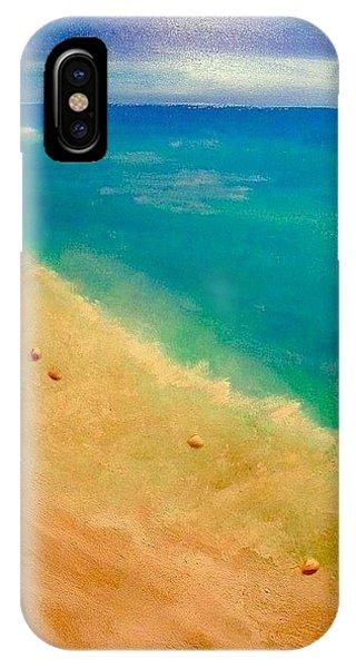 Lumbarda IPhone Case